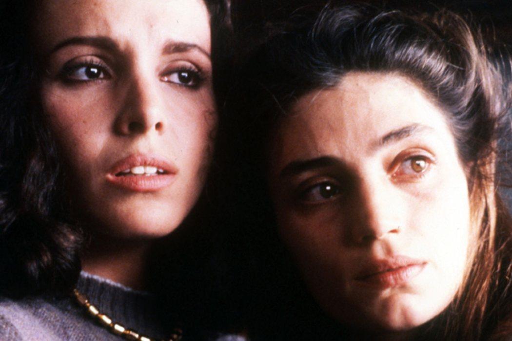 Ángela en 'Demonios en el jardín' (1982)