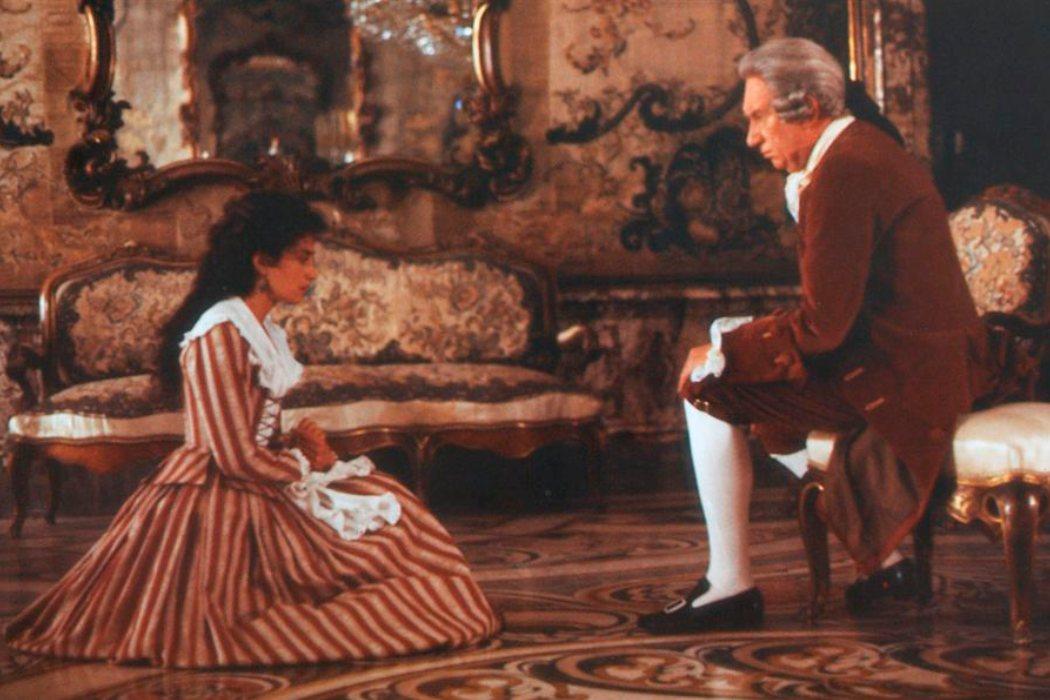 Fernanda en 'Esquilache' (1989)