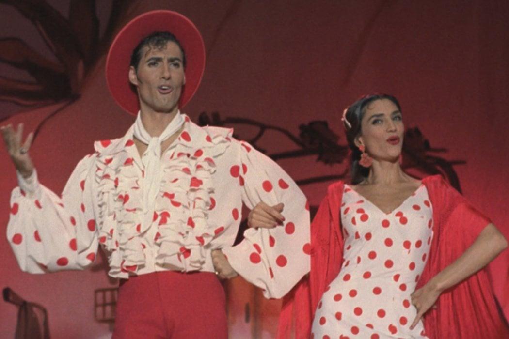 Pepita en 'Las cosas del querer' (1989)