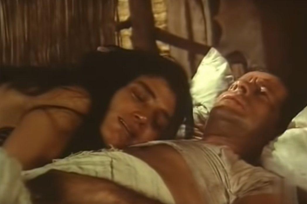 Teresa Villatoro en 'Sandino' (1991)
