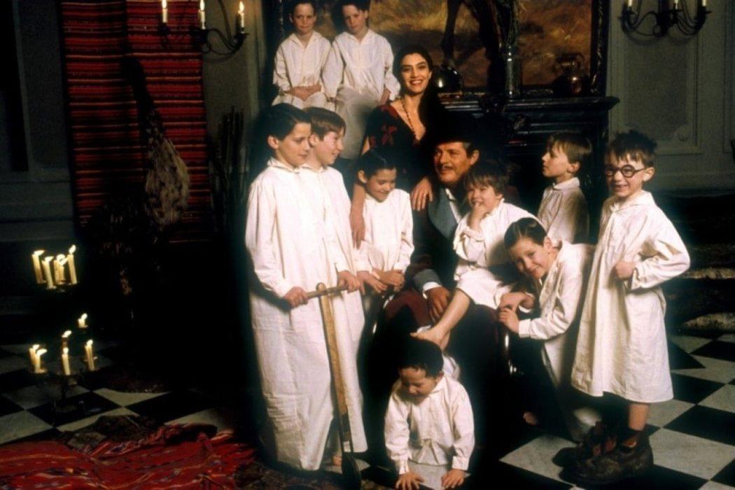 Despossoria en 'El ladrón de niños' (1991)