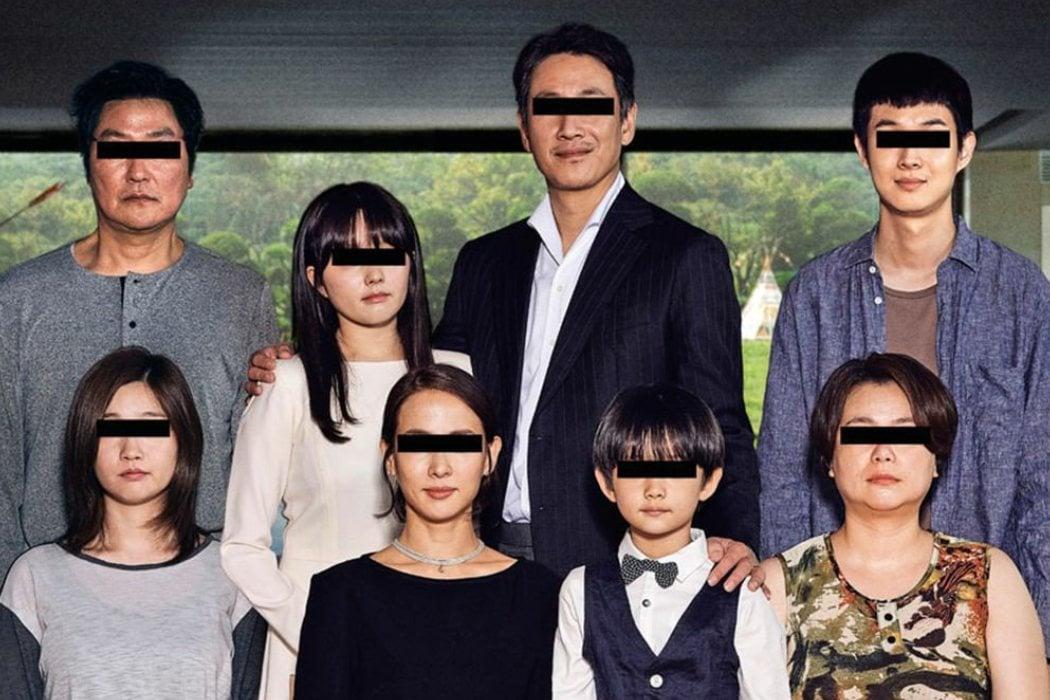 Corea del Sur - 'Parásitos'