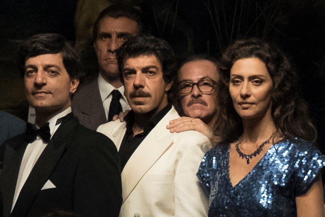Italia - 'El traidor (Il traditore)'