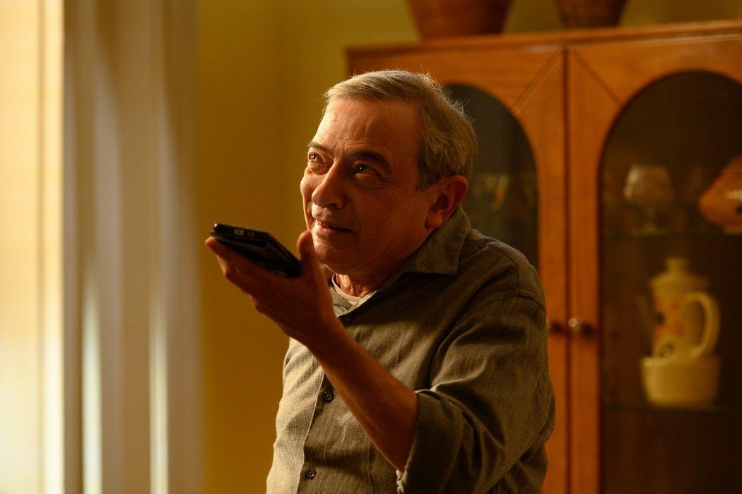 Alfonso (Boris Ruiz): Pol y su padre asentarán su relación