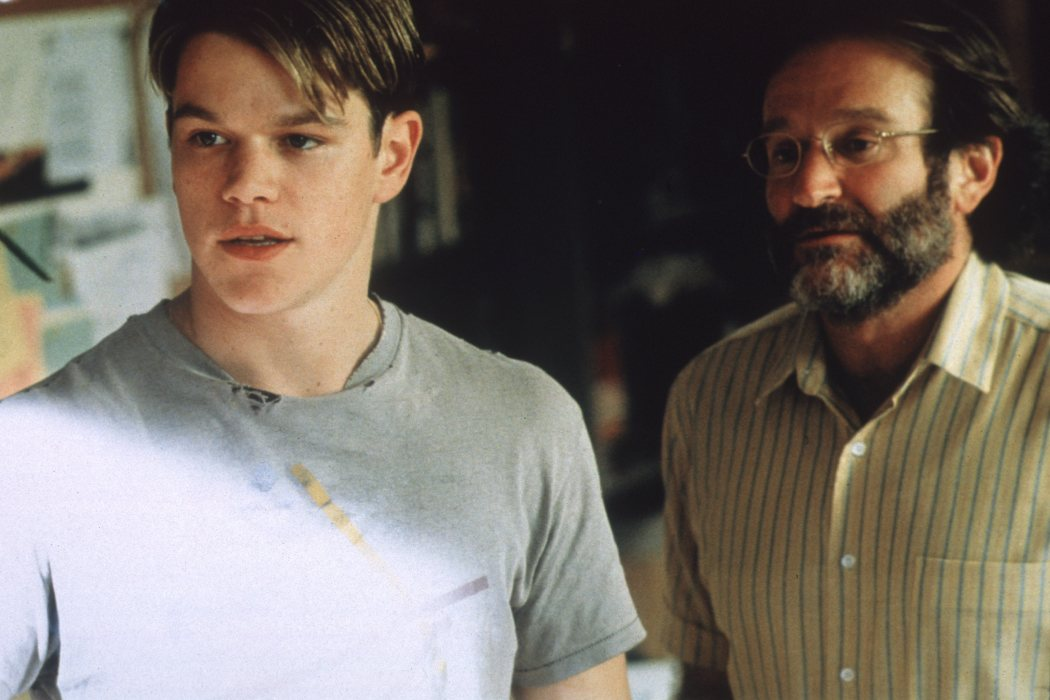'El indomable Will Hunting' (1997)
