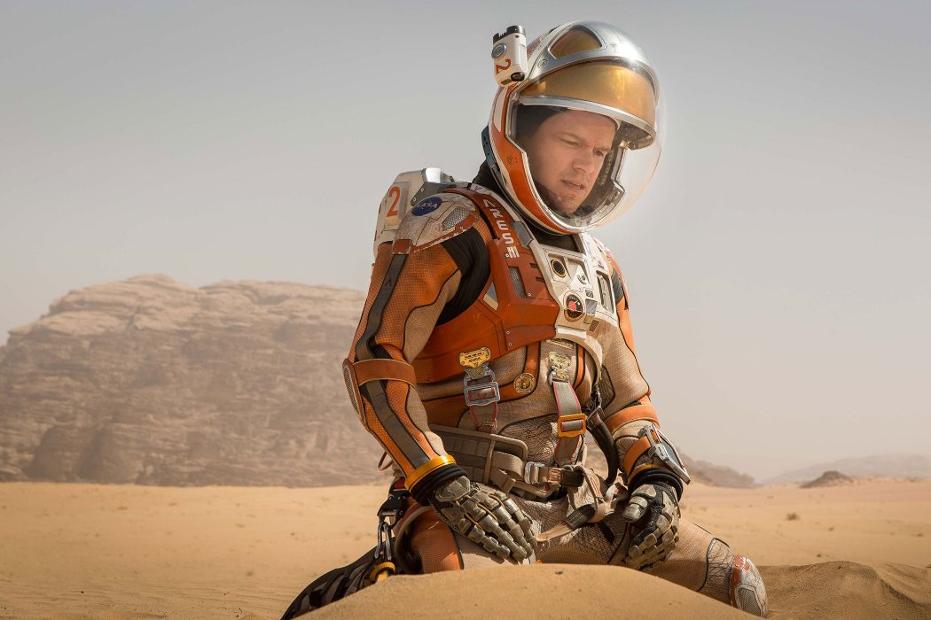 'Marte (The Martian)' (2015)