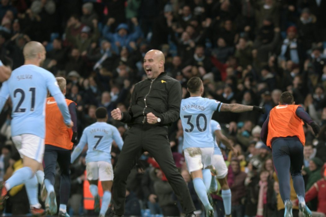 'All or Nothing: Manchester City'