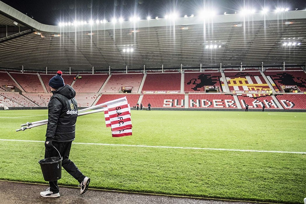 'Sunderland 'Til I Die'