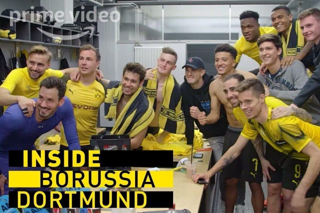 'Inside Borussia Dortmund'