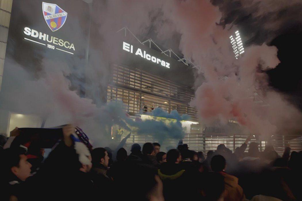 'Huesca, más allá de un sueño'