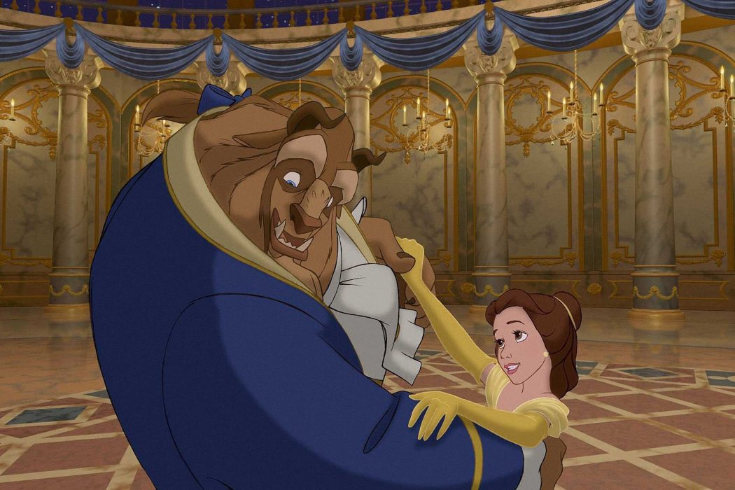 'Beauty and the Beast' - 'La bella y la bestia' (1991)