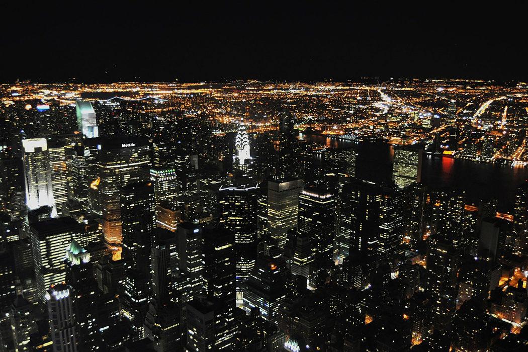 Nueva York, casi ni por asomo