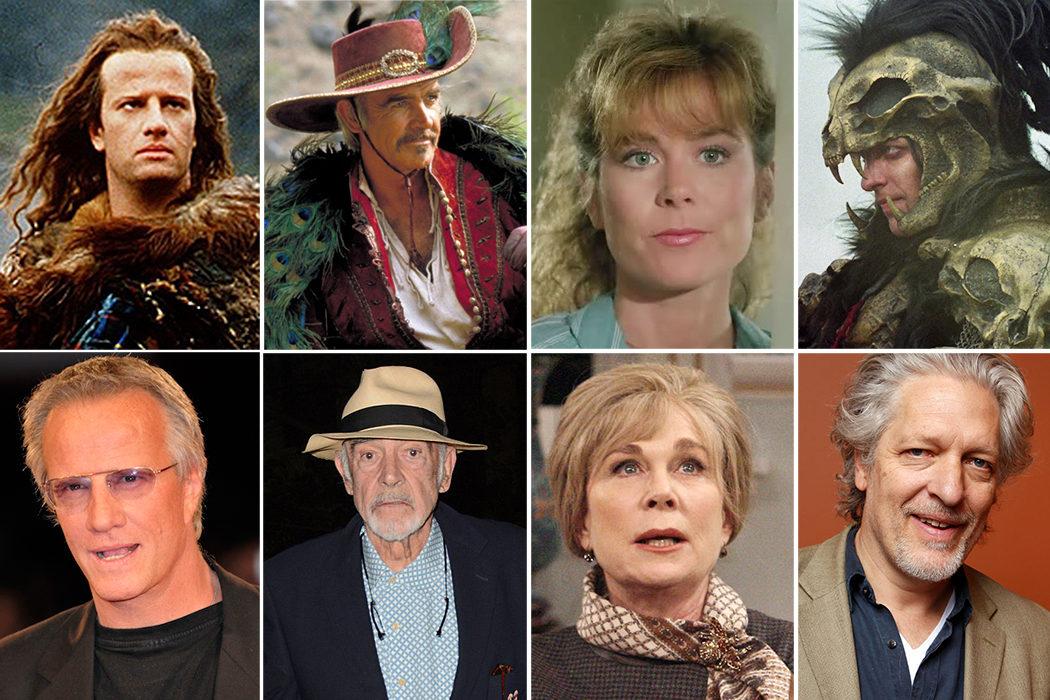 ¿Qué ha sido de los actores?