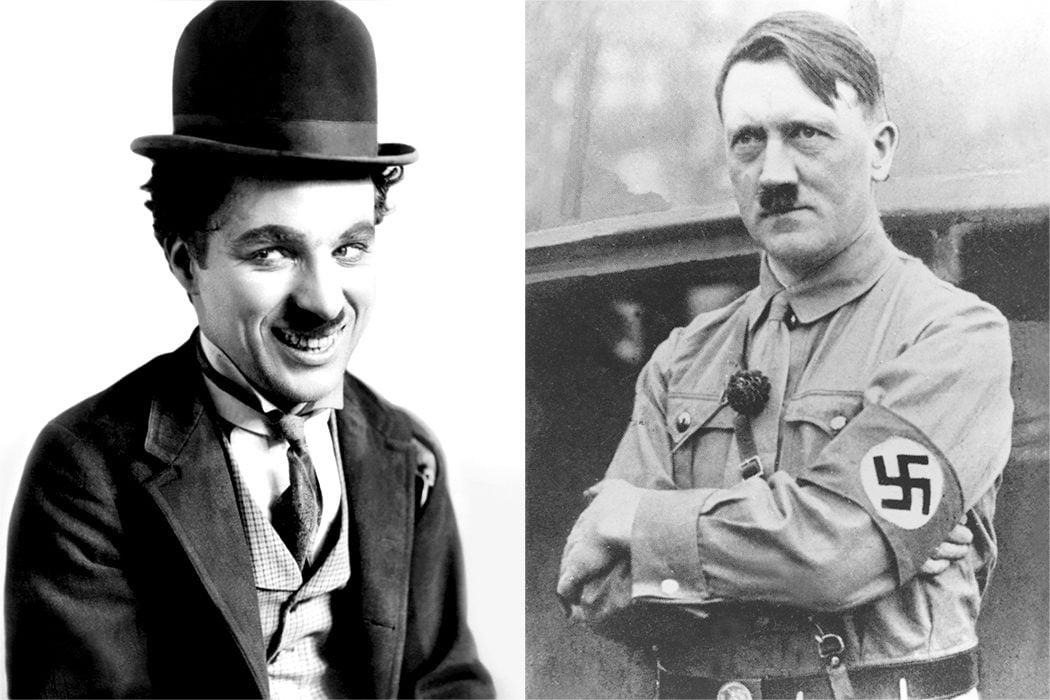 Chaplin vs. Hitler