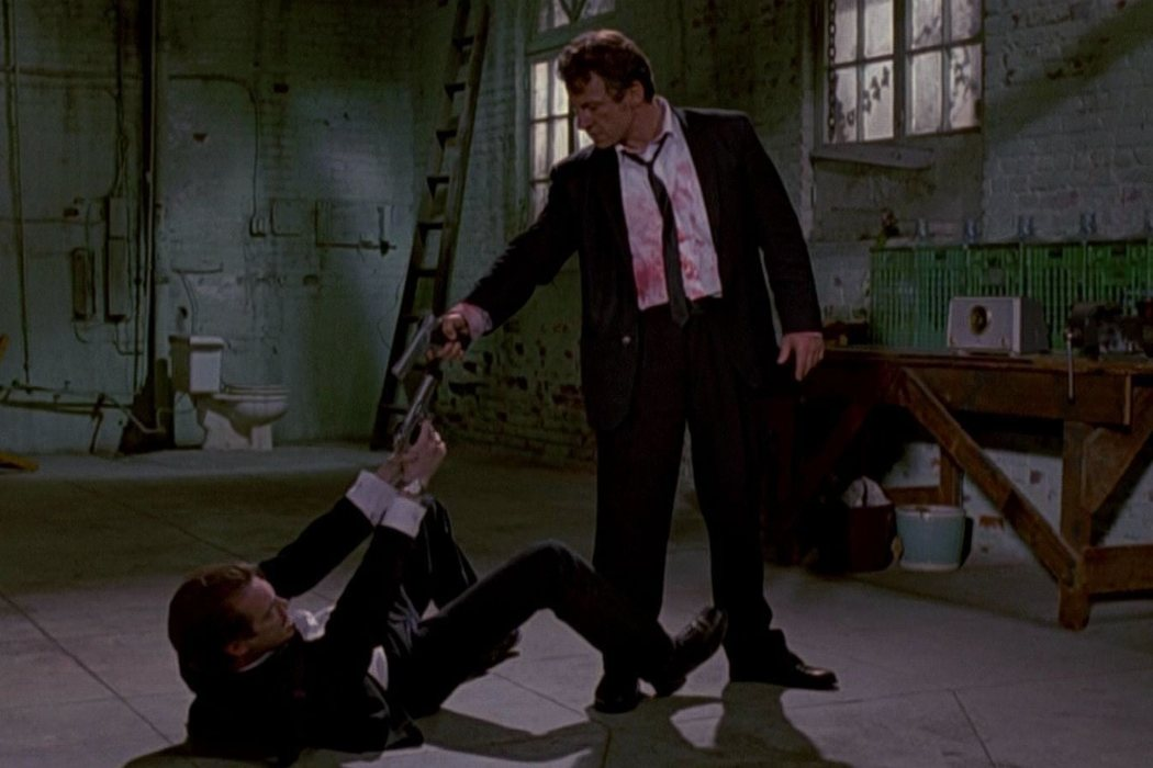 'Stuck in the Middle with You' - 'Reservoir Dogs' (1992)