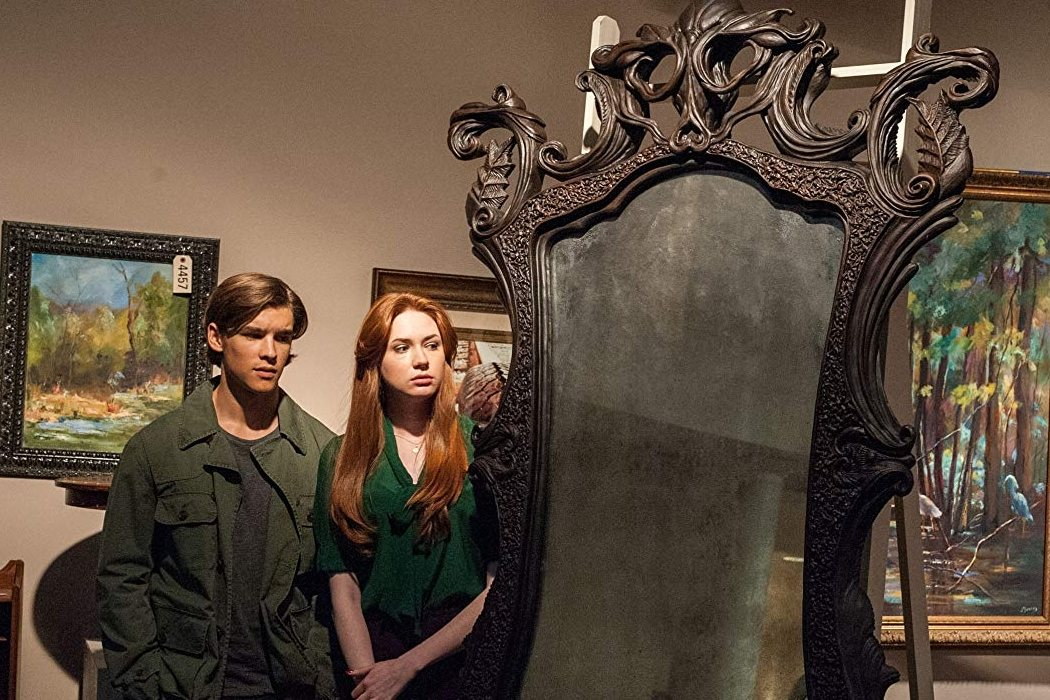 'Oculus: El espejo del mal'
