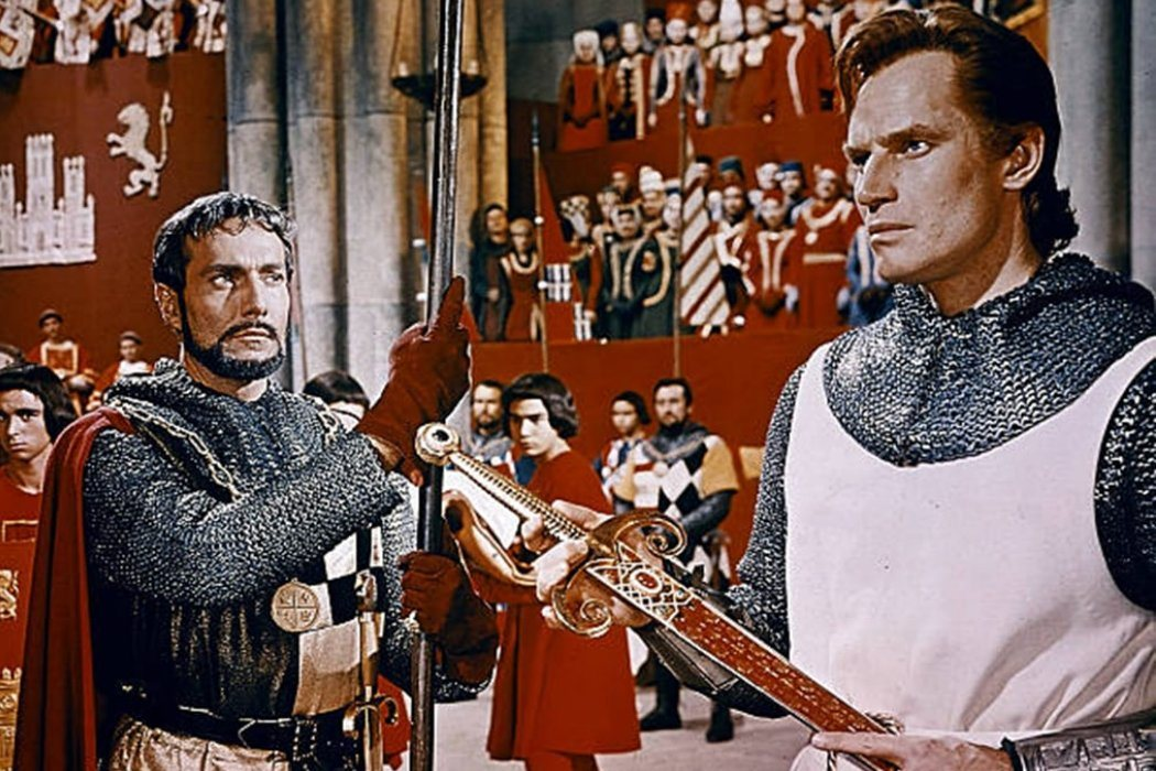 Grandes cantares épicos: El Cid
