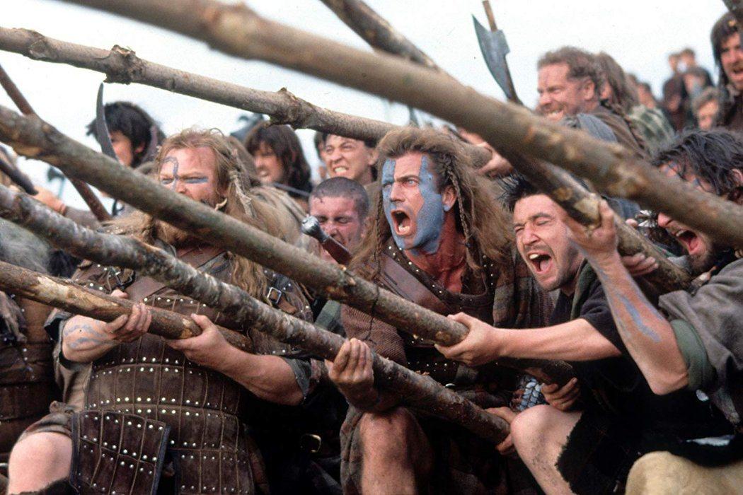 Personajes históricos: William Wallace + Juana de Arco