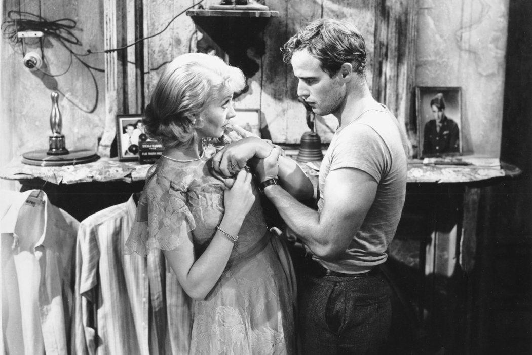 La relación entre Marlon Brando y Vivien Leigh