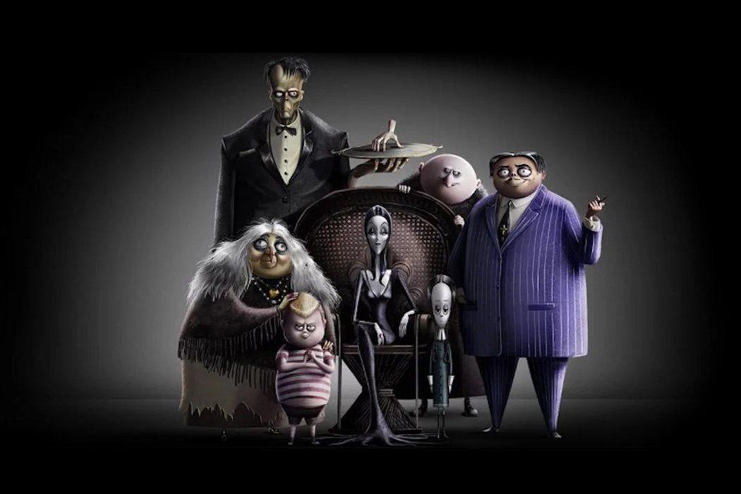 'La familia Addams'