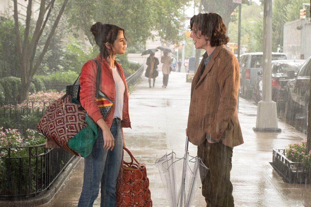 'Día de lluvia en Nueva York'