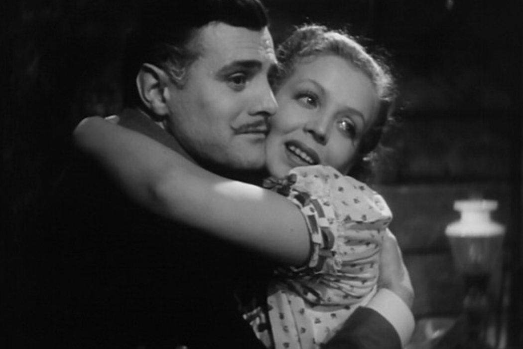 'Rosas blancas' (1943)
