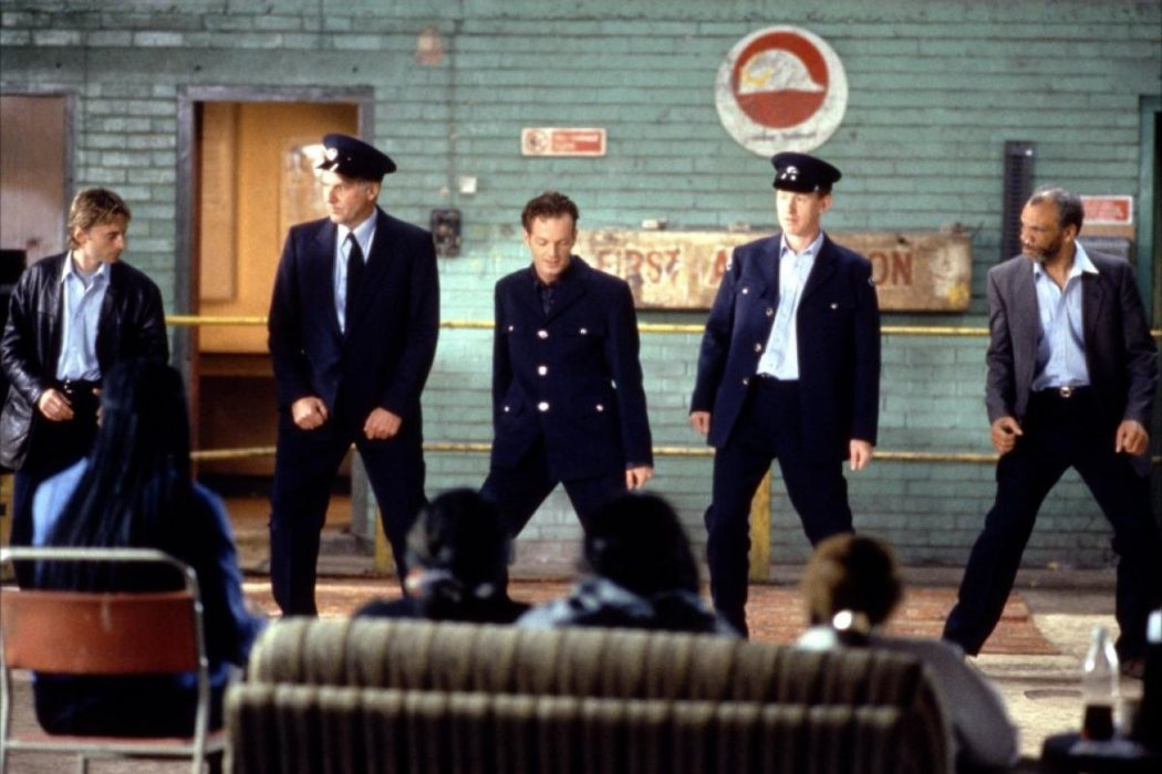 'You Sexy Thing' - 'Full Monty' (1997)