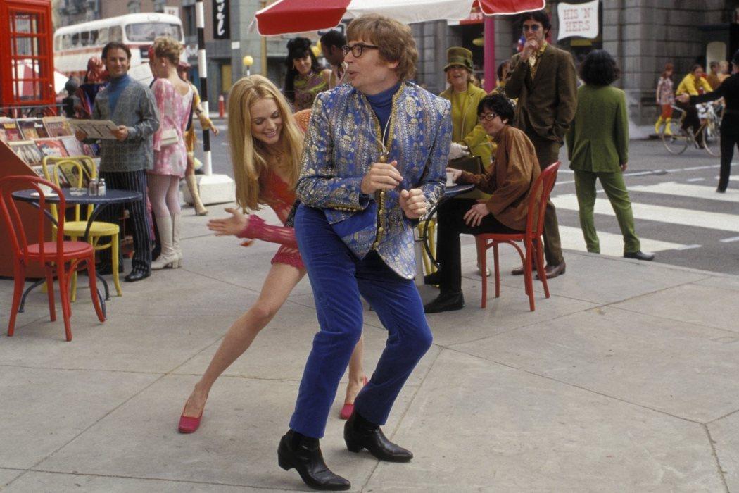 'Beautiful Stranger' - 'Austin Powers: La espía que me achuchó' (1999)