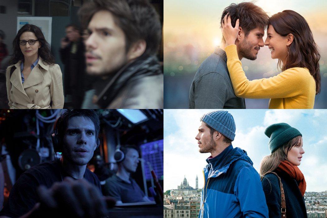 Cuatro estrenos en un año