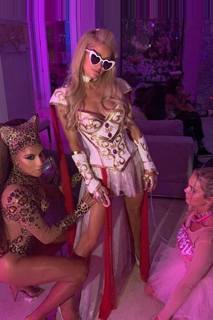 Paris Hilton de She-Ra