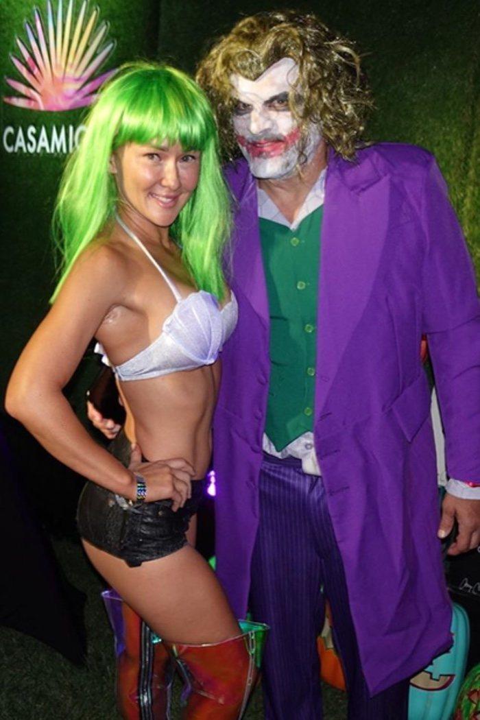 Chuck Liddell del Joker