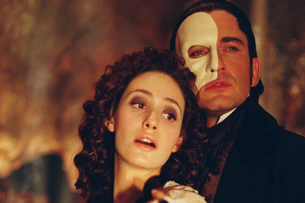 'El fantasma de la ópera' (2004)