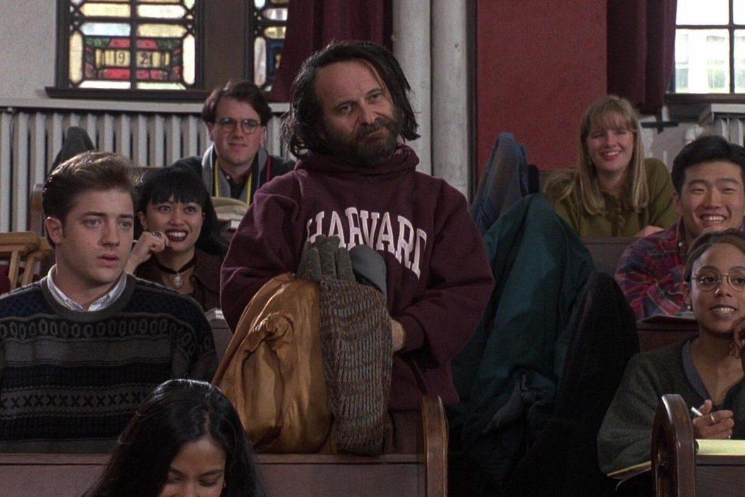 'Un intruso en Harvard'