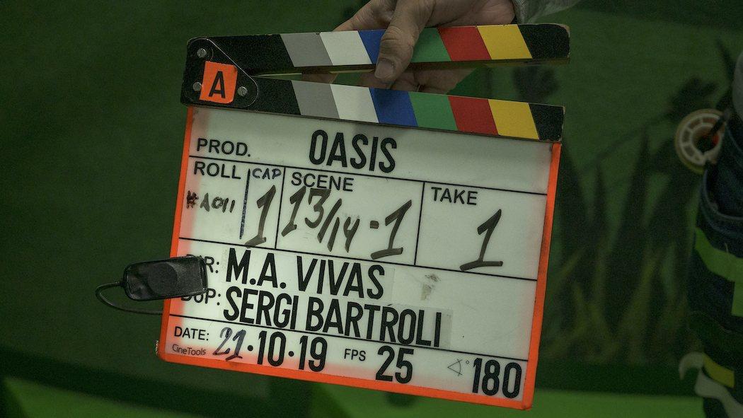 'Vis a vis: El oasis'
