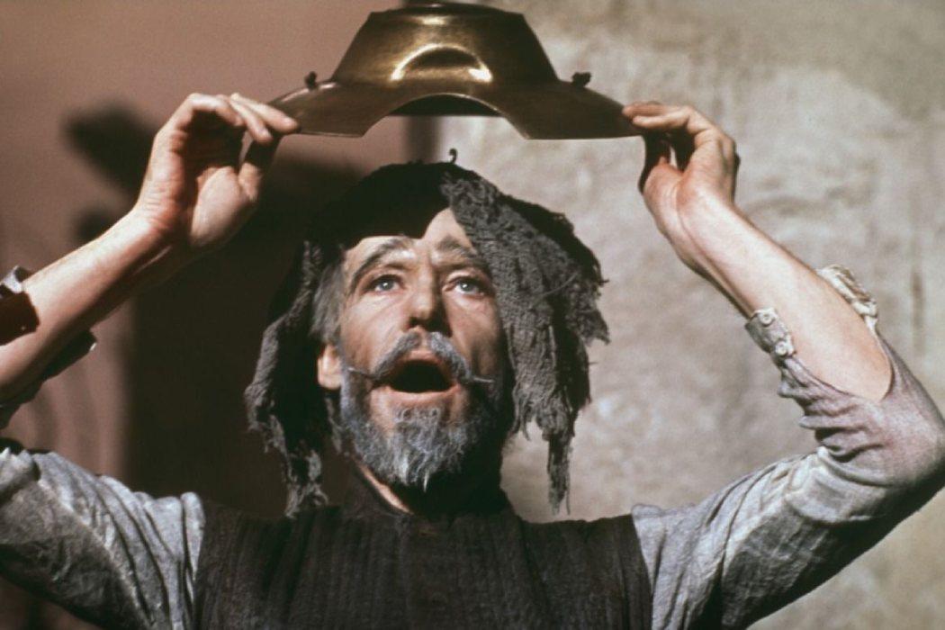 'El hombre de La Mancha'
