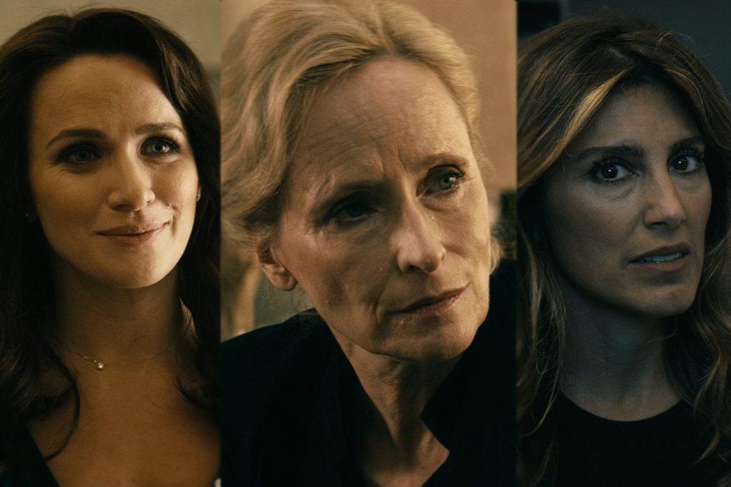 Las tres mujeres de Carnicero