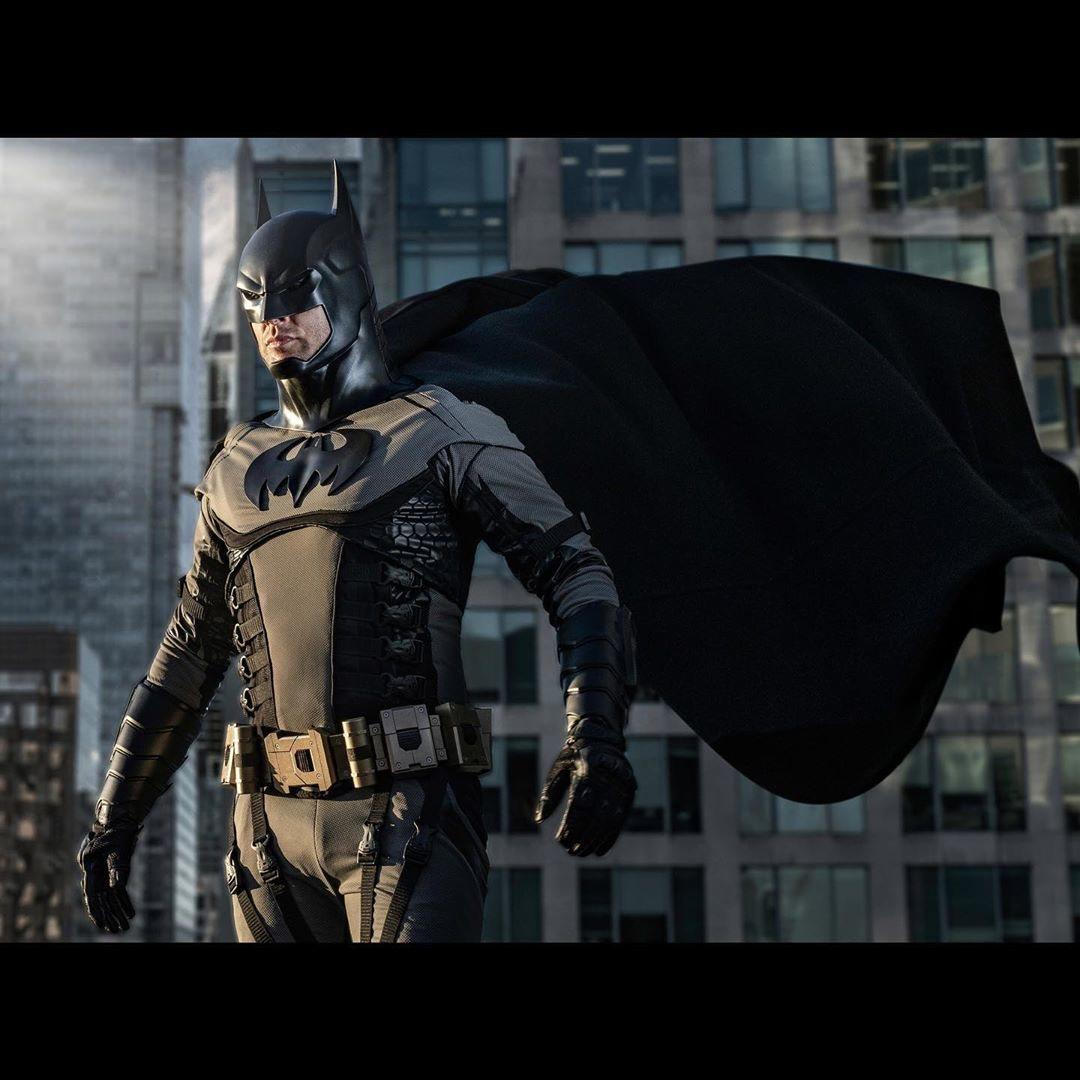 Jensen Ackles de Batman