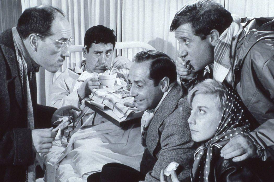 'Atraco a las tres' (1962)