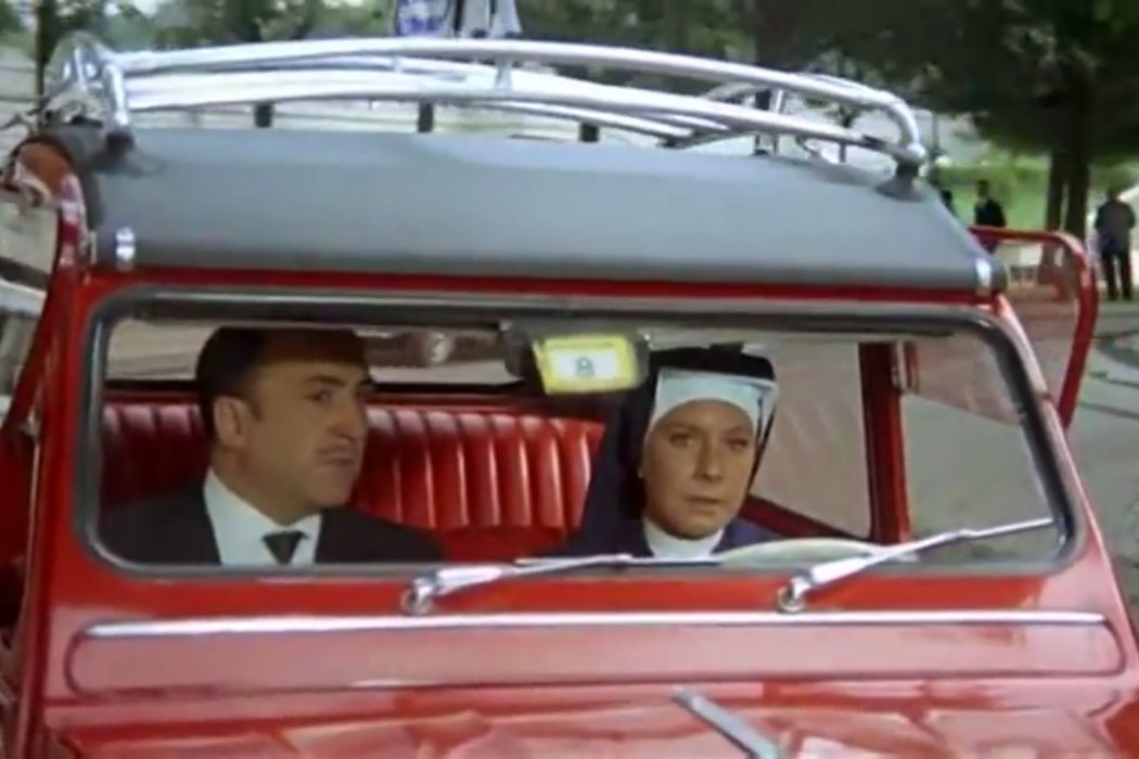 'Sor Citroën' (1967)