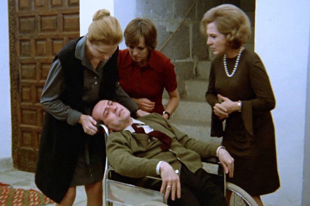'El jardín de las delicias' (1970)
