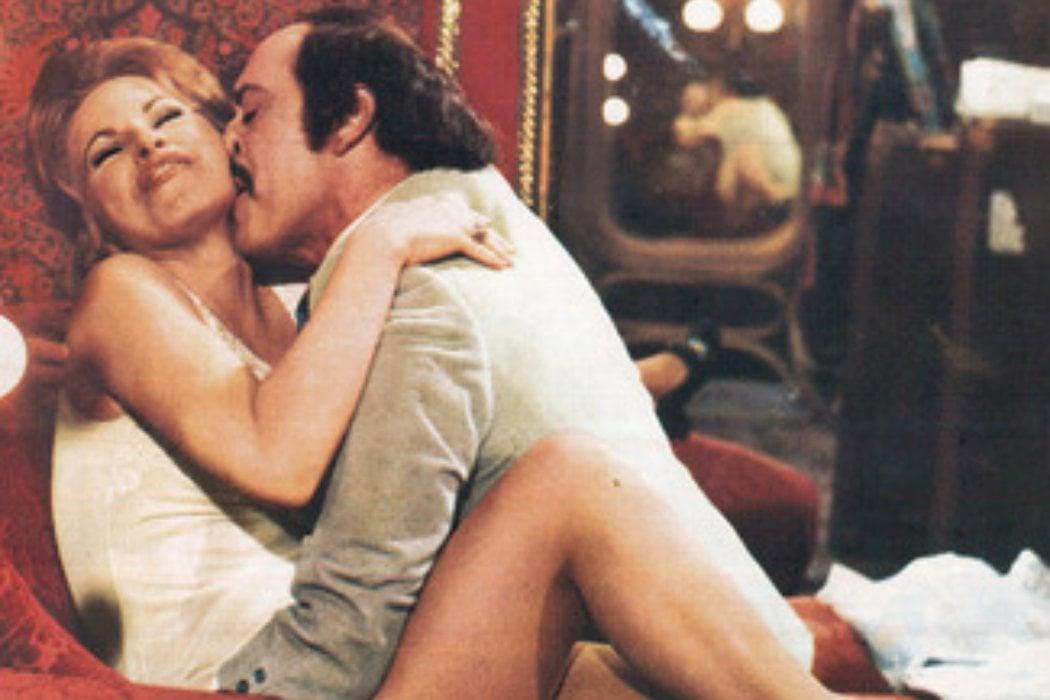 'Dos chicas de revista' (1972)