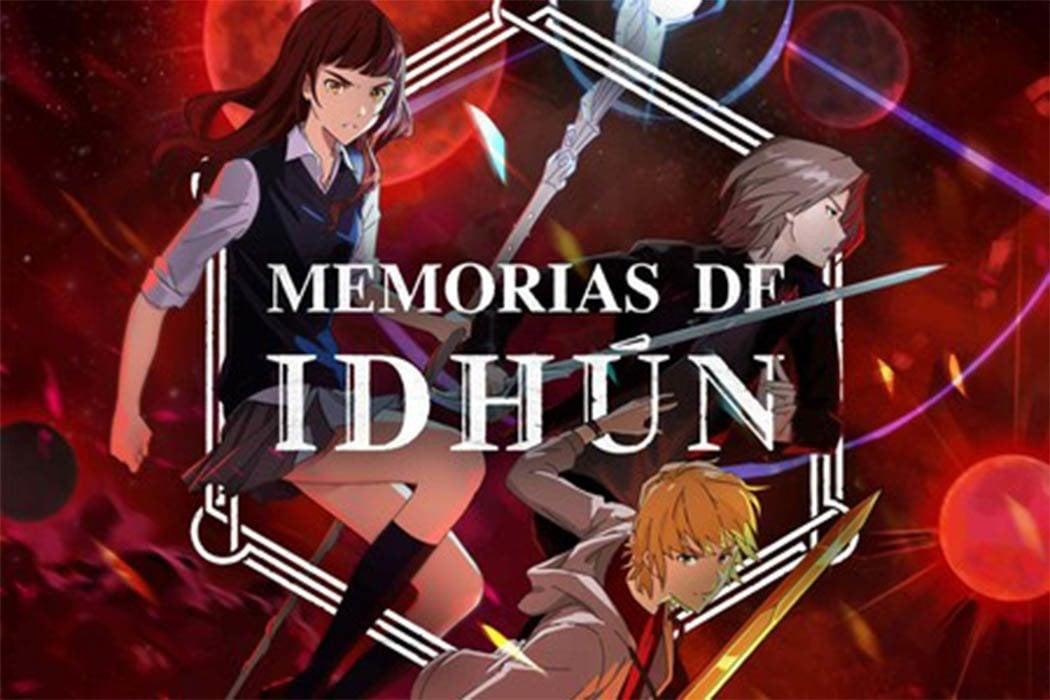 'Memorias de Idhún'