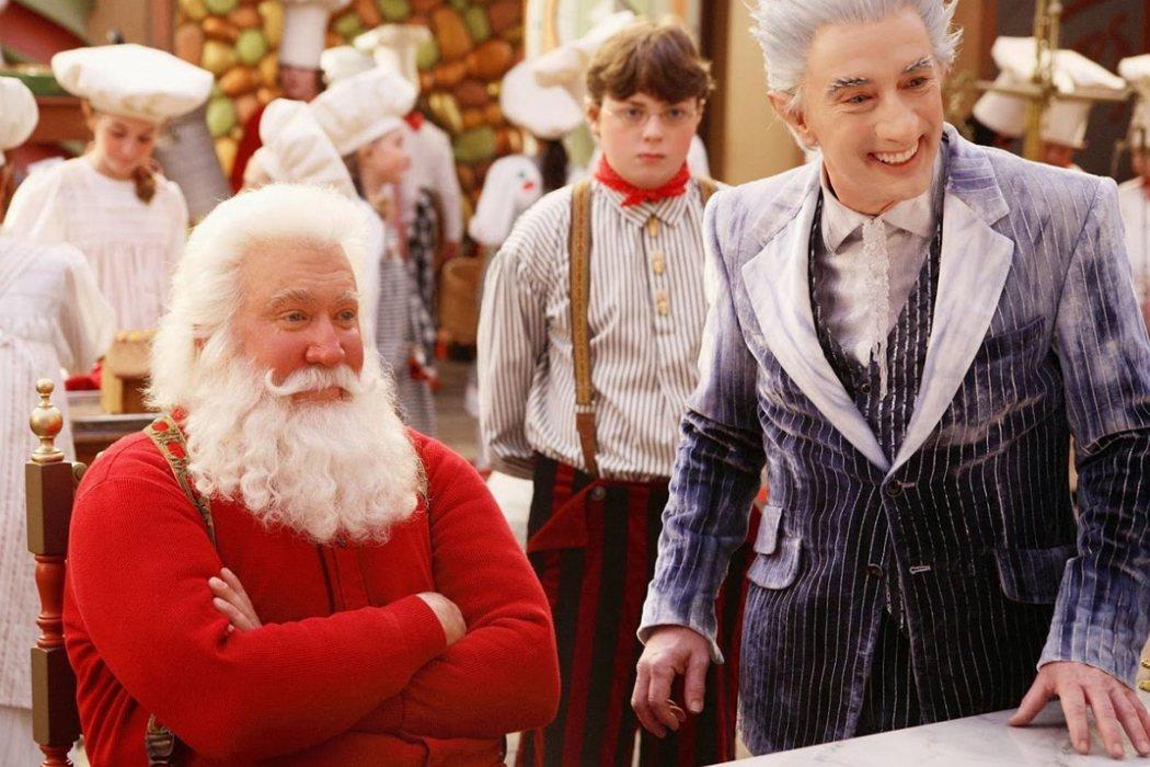 '¡Vaya Santa Claus!'