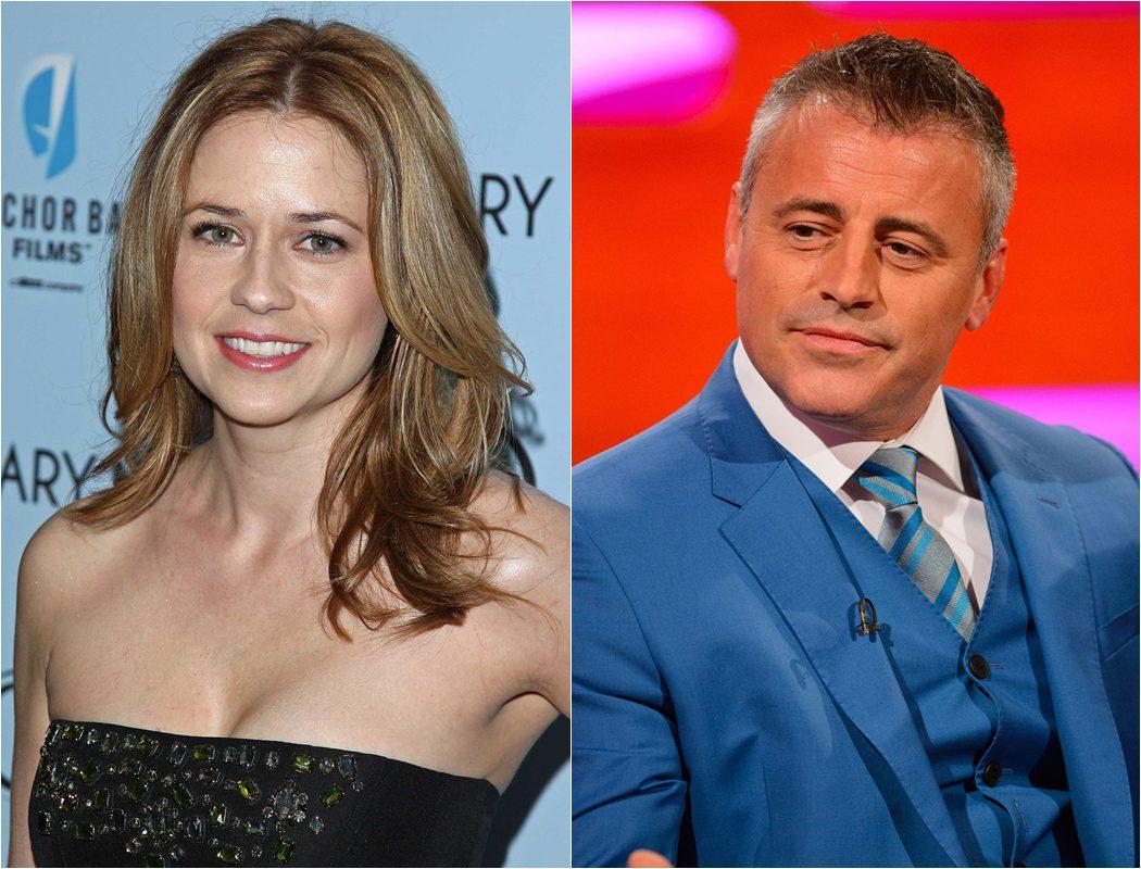 Jenna Fischer acompañará a Matt LeBlanc en una comedia de la CBS