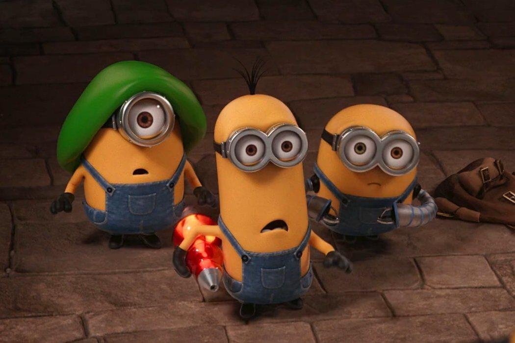 'Los Minions'