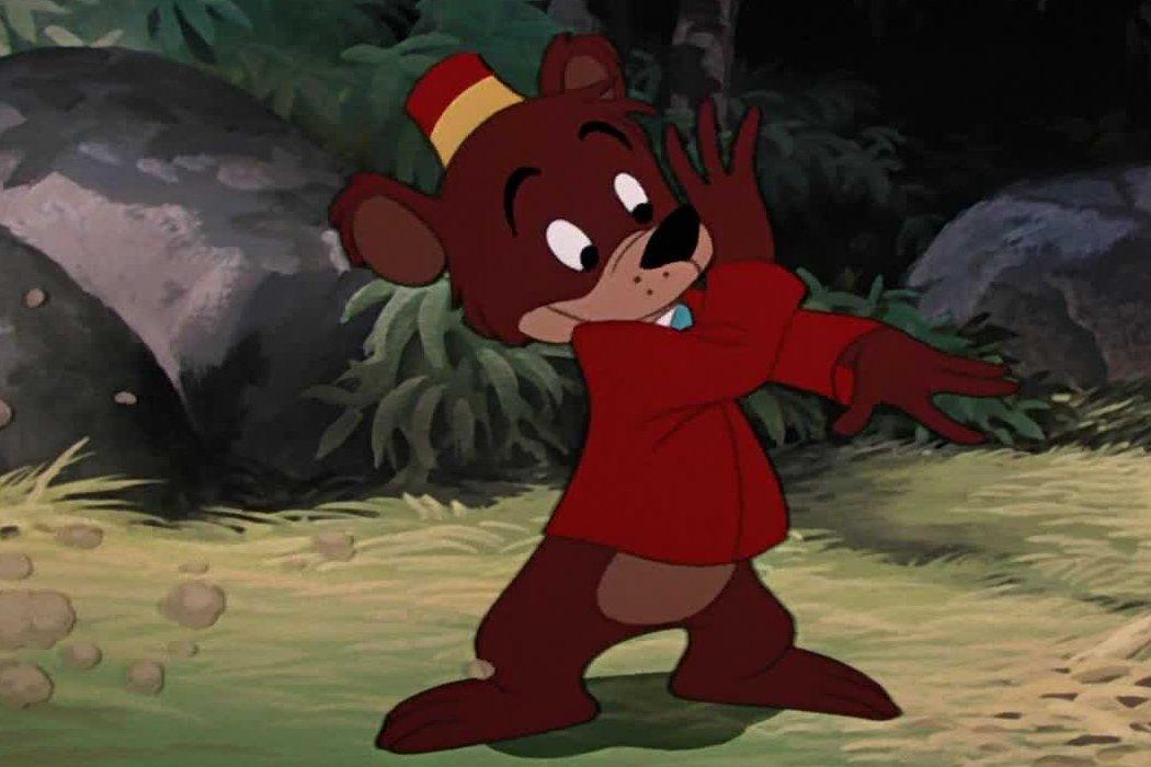 'Las aventuras de Bongo, Mickey y las judías mágicas'