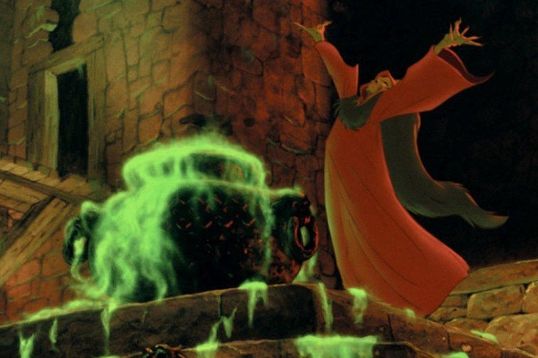 'Taron y el caldero mágico'