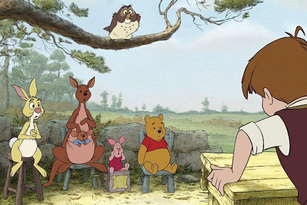 'Winnie the Pooh'