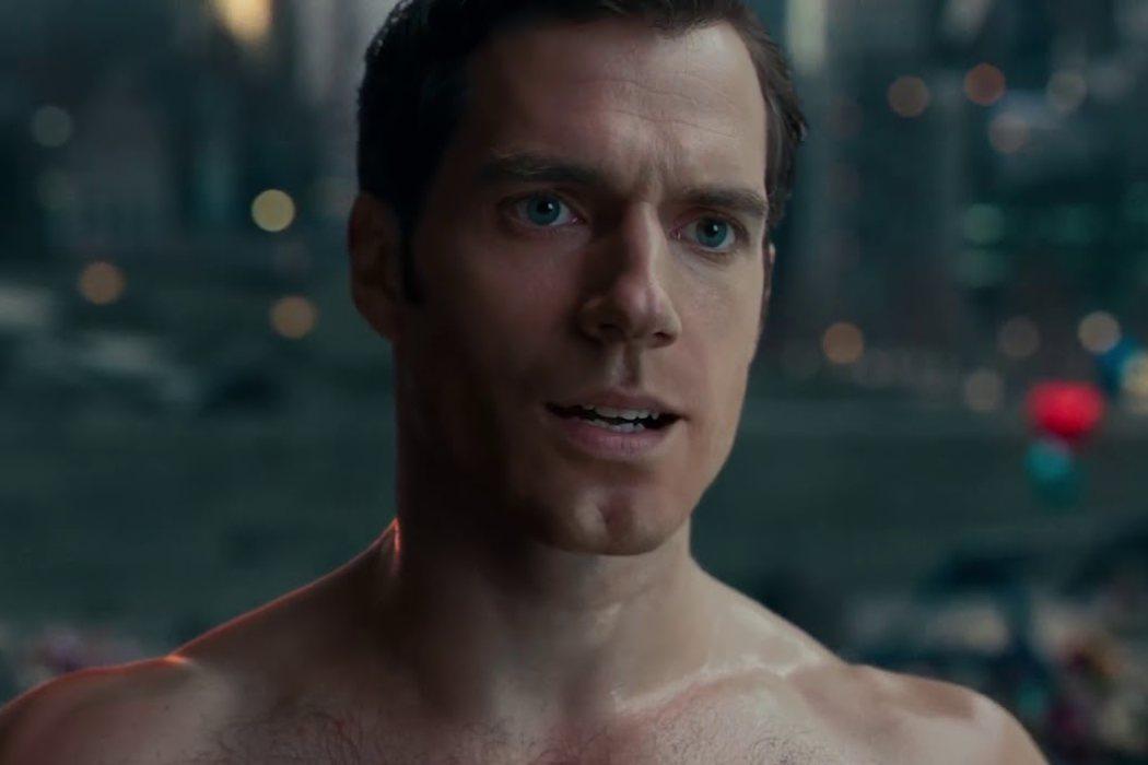 """El """"afeitado digital"""" de Henry Cavill en 'Liga de la Justicia'"""