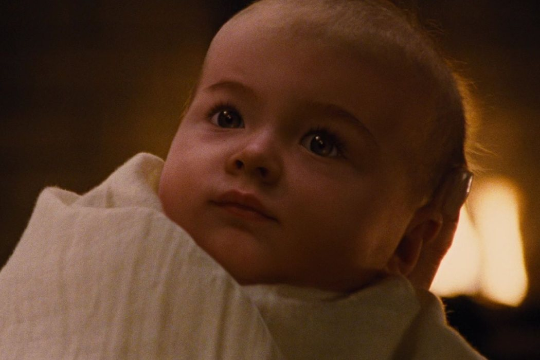 El bebé de Bella y Edward en 'Amanecer'